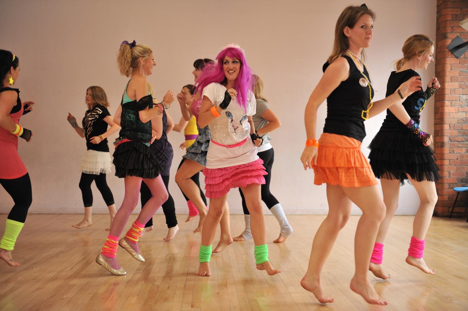 actividades clases de baile para tu despedida de soltera